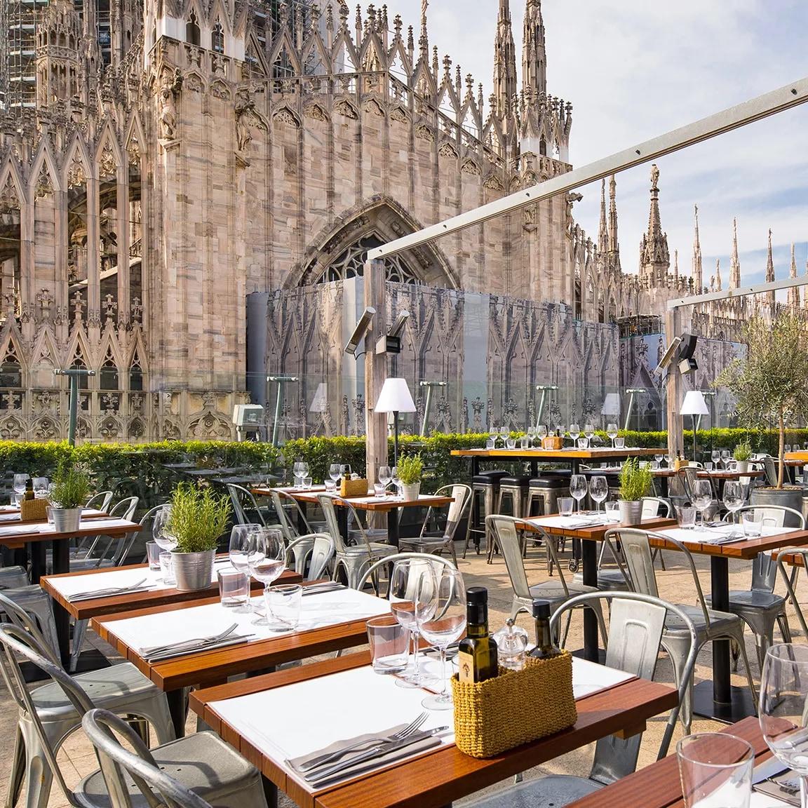 Смотровые площадки Милана